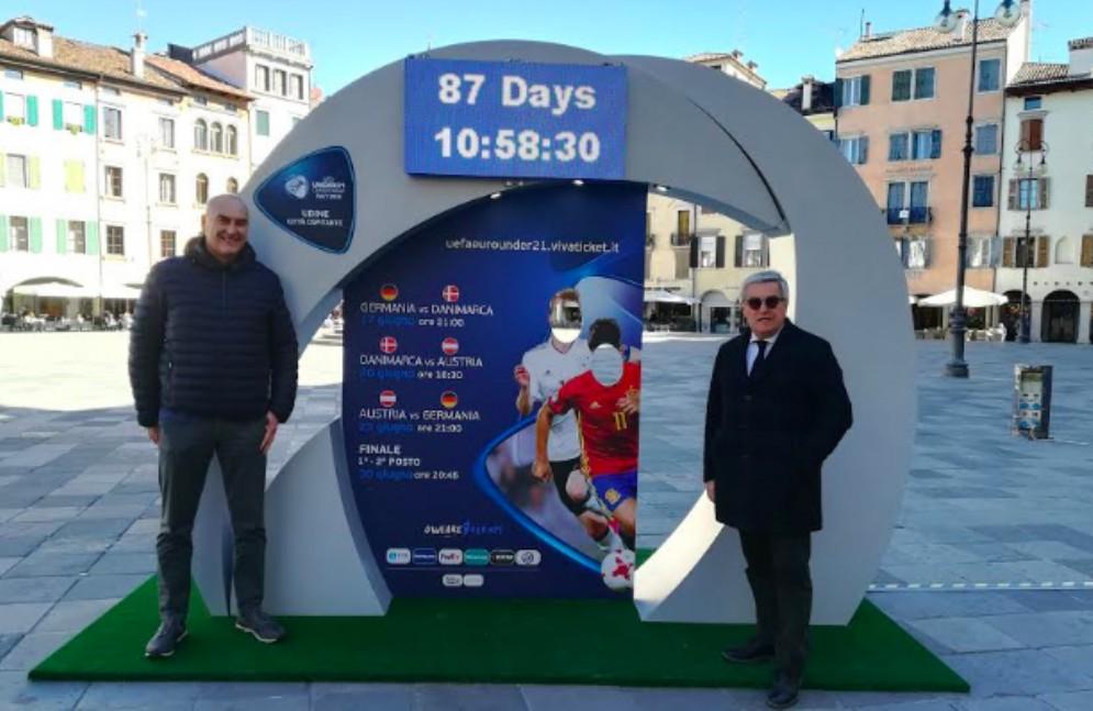 Europei Under 21, iniziato il countdown per la fase finale