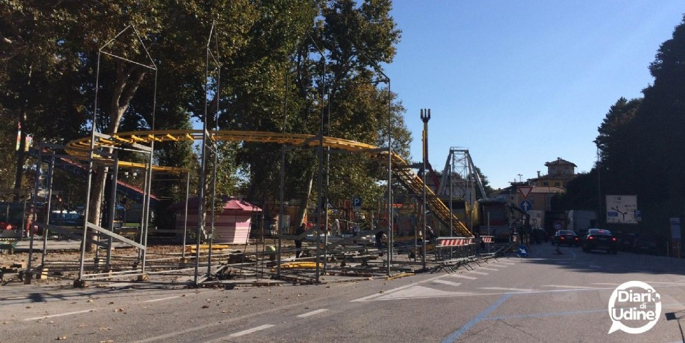 Torna il Luna Park, cambia la viabilità in piazza Primo Maggio