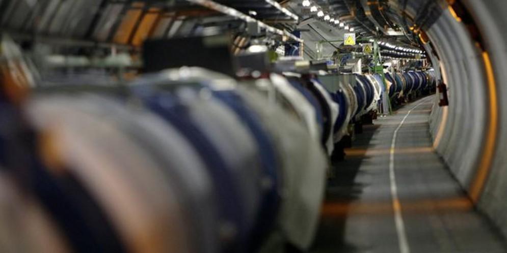 L'interno del CERN