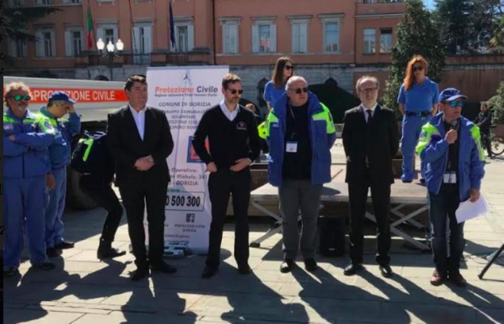 Conclusa l'esercitazione transfrontaliera a Gorizia