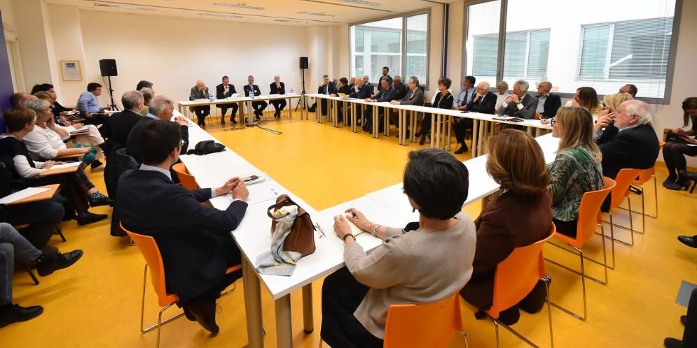 Nuovo ospedale di Biella, rafforzata la collaborazione con l'Università degli Studi di Torino
