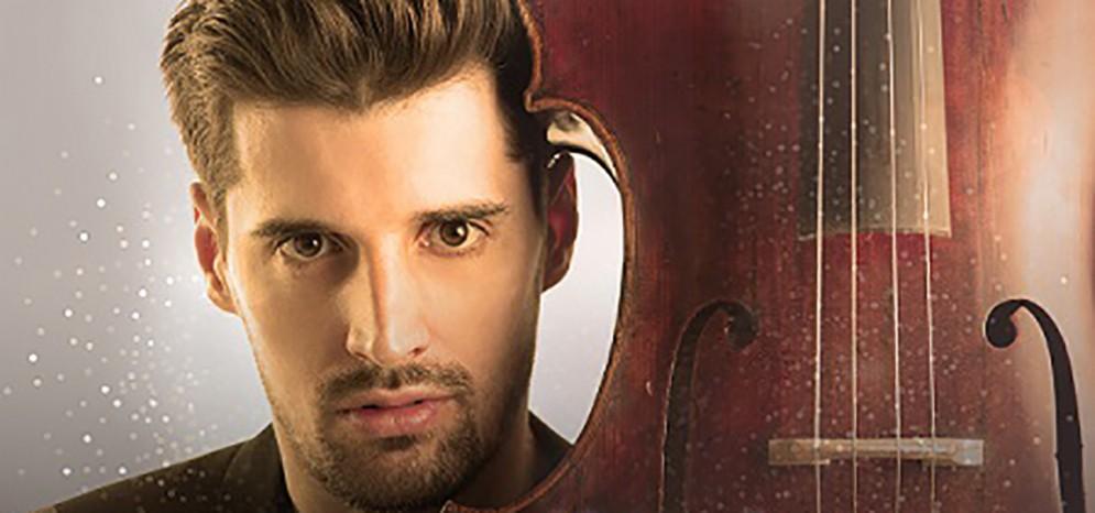 A teatro arriva il famoso violoncellista Luka ¦ulić