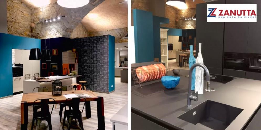 Design e cucine:Zanutta apre uno storededicatoal mondo dell'interior design