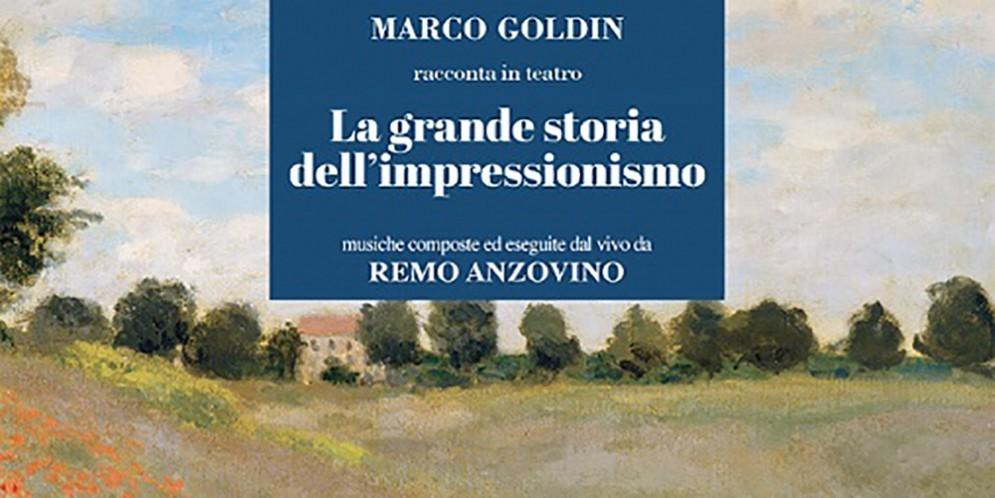 A teatro ritorna 'La Grande Storia dell'Impressionismo'