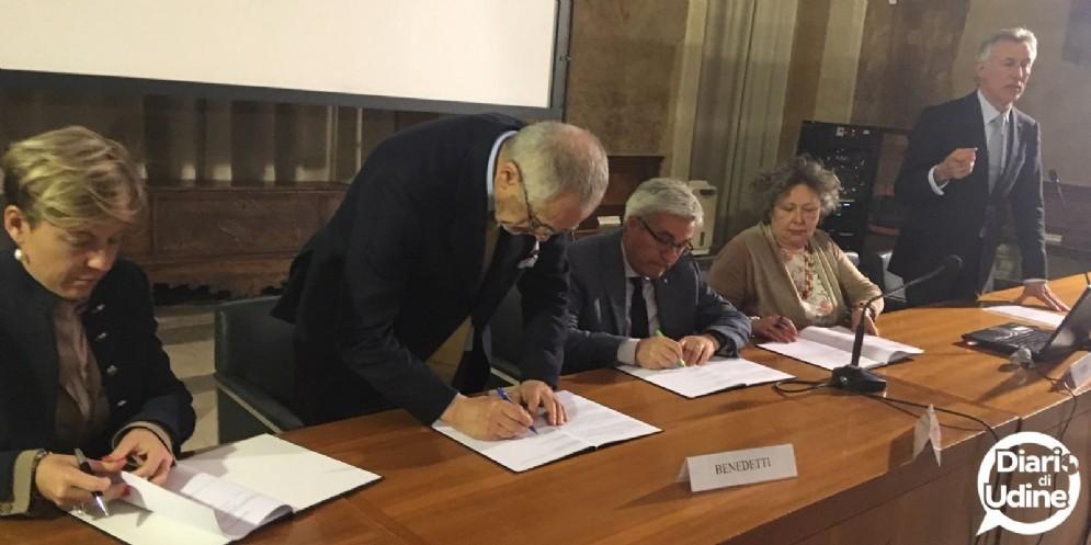 Castello di Udine: 900 mila euro per rifare la facciata