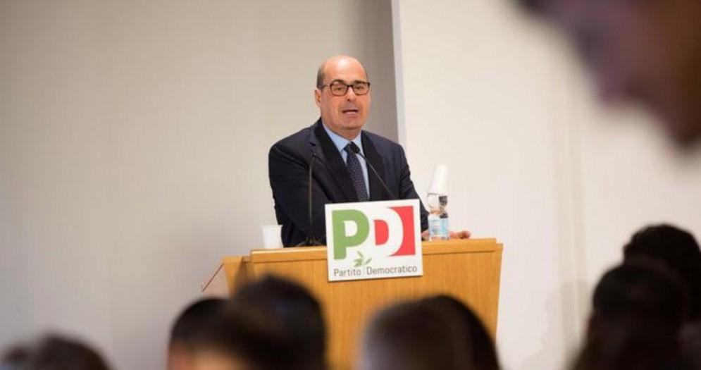 Nicola Zingaretti, neo segretario del PD