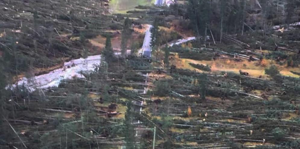 Val Cimoliana: stabiliti dalla Regione interventi per 6 milioni di euro