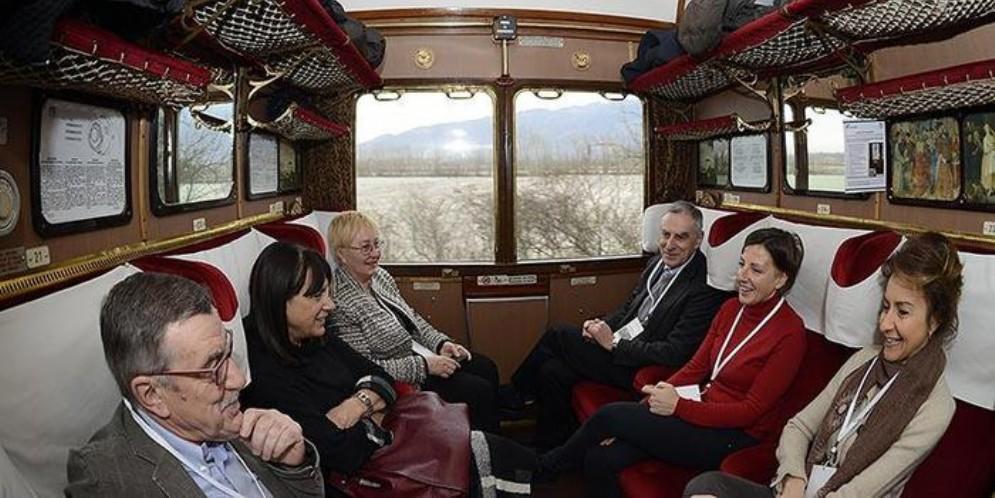 Ferrovie: domenica 31 marzo ripartirà il servizio festivo lungo la linea Sacile-Maniago