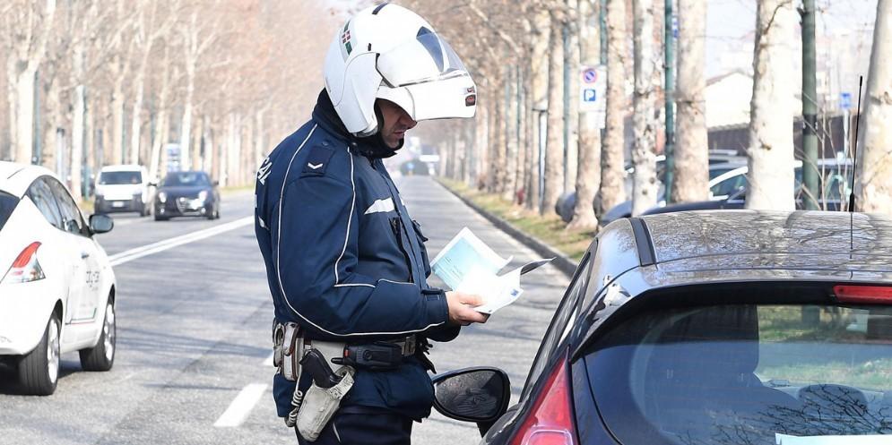 La Polizia locale di Udine mette nel mirino i veicoli a due ruote
