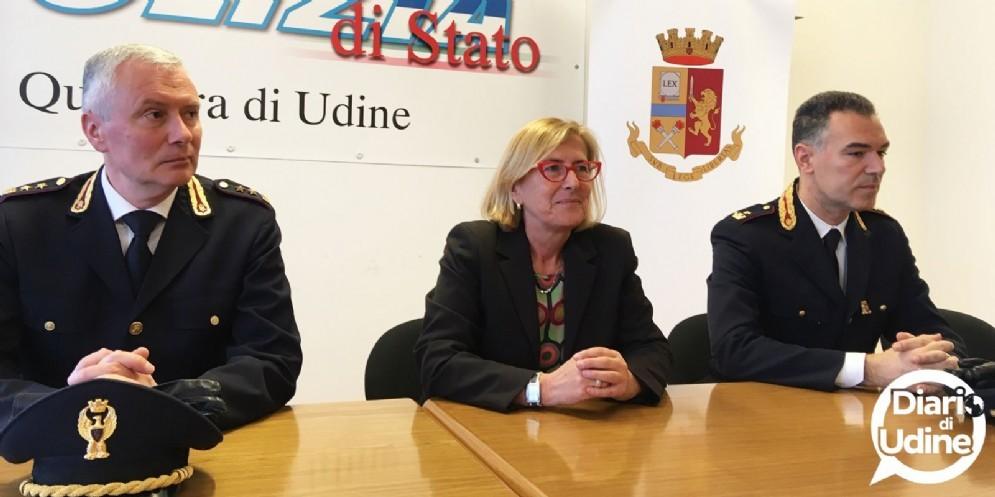 Insediato il nuovo questore: «Udine per me rappresenta una sfida