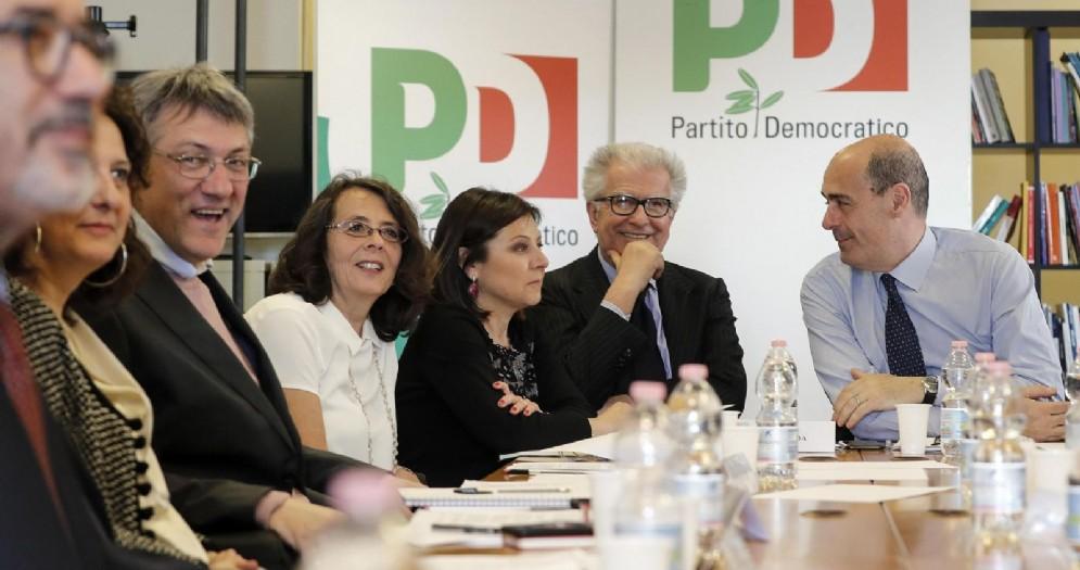 Zingaretti vede i sindacati, convergenze sulla situazione economica: «L'Italia sta precipitando»