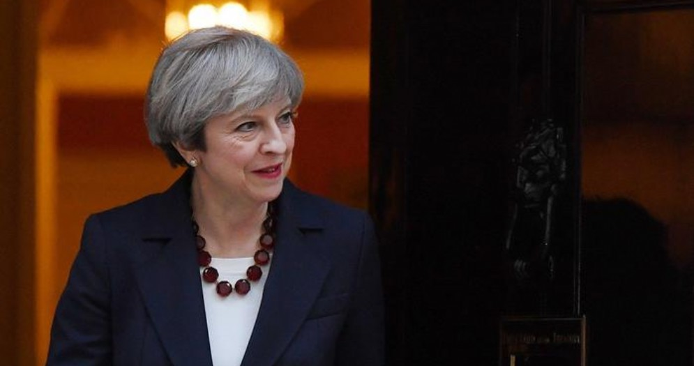 Il Premier britannico, Theresa May