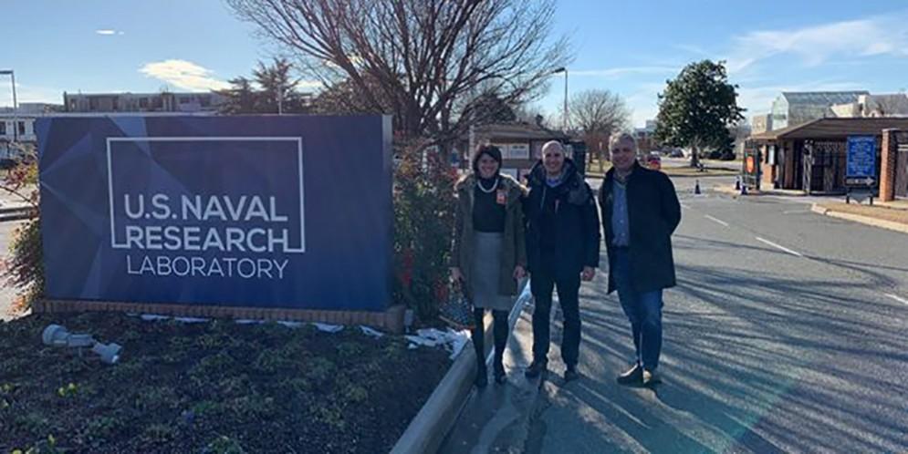 Uniud: al via la collaborazione con il Naval Research Laboratorydi Washington