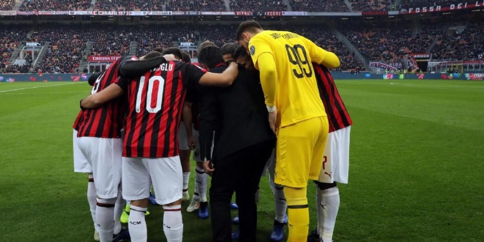 Al Milan serve concentrazione per conquistare la Champions