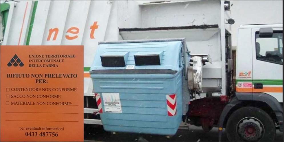 Raccolta rifiuti: si intensificheranno i controlli sul secco