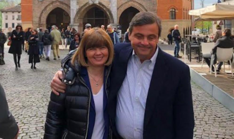 Europee, De Monte e Calenda: «Faremo 'lotta' casa per casa»