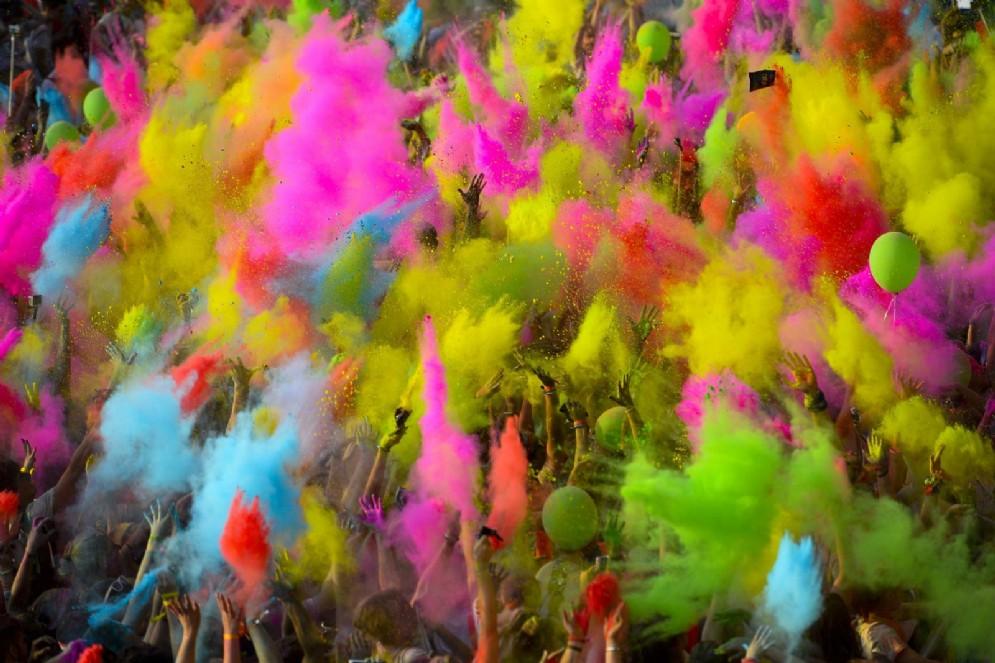Torna 'The Color Run': tappa a Lignano il 27 luglio