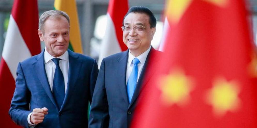 Investimenti, intesa Ue-Cina per un accordo entro il 2020