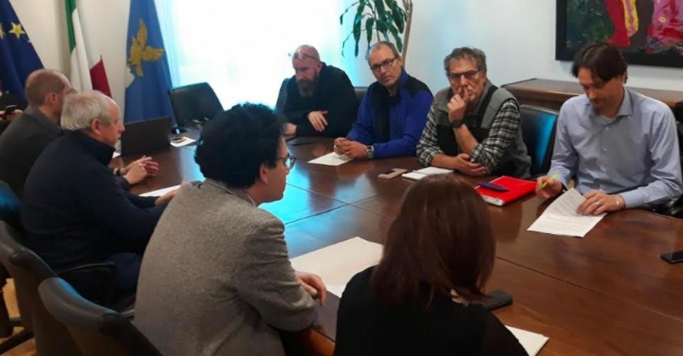 Lavoro: c'è l'accordo per la proroga della cassa integrazione alla Snaidero