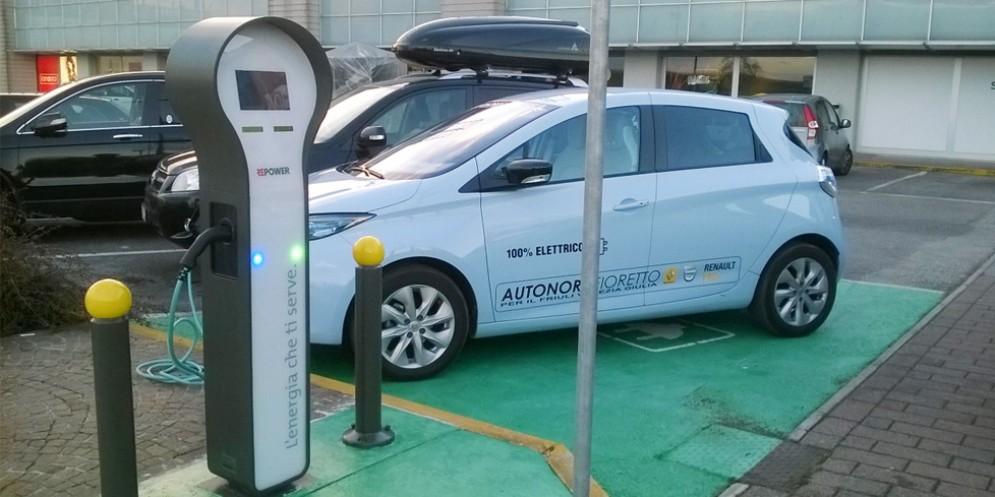 Mobilità: stanziati 1,4 milioni di euro di incentivi per l'acquisto di auto 'green'