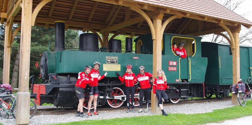 Grado Graz Bike Tour: arrivati a destinazione dopo 387 Km