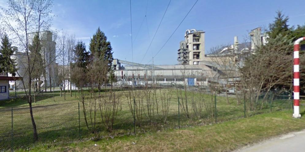 Arpa: online le emissioni del cementificio di Fanna