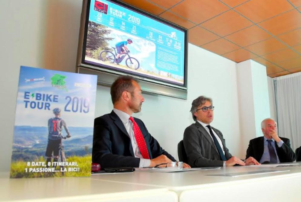 Turismo, 'E-bike tour 2019': salgono a 8 le tappe della terza edizione