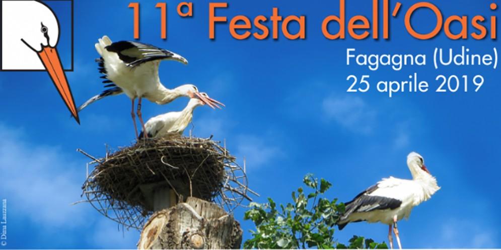Al via giovedì 25 aprile l'11esima 'festa dell'Oasi dei Quadris'