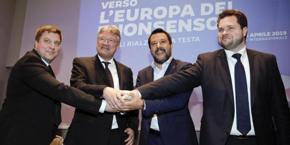 Pronte le liste della Lega: in corsa la presidente di Eurexit, Francesca Donato, e Antonio Maria Rinaldi