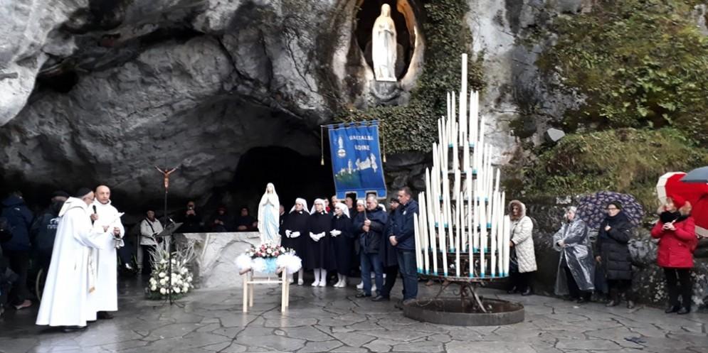 Unitalsi: aperte le iscrizioni per il pellegrinaggio a Lourdes