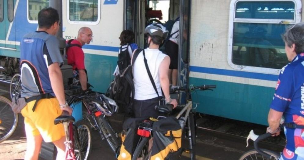 Parte la promozione 'bici+treno' di PromoTurismo Fvg e Trenitalia