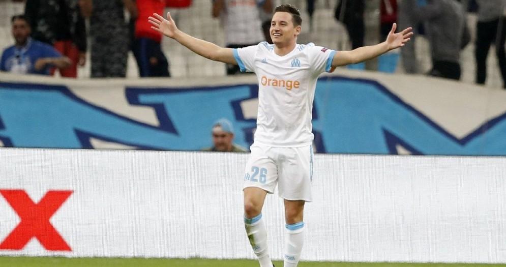 Florian Thauvin, ala dell'Olympique Marsiglia e della nazionale francese