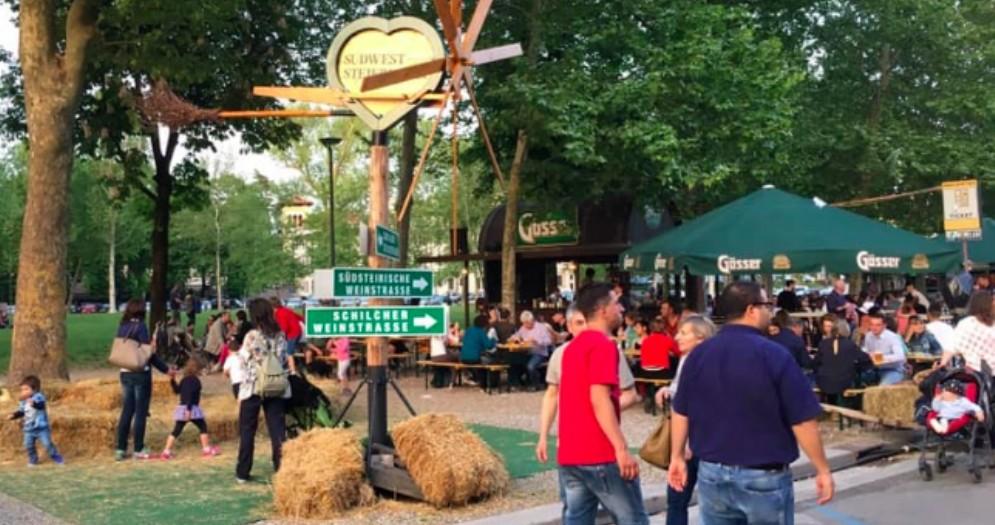 Udine, al via la terza edizione dello Stiria Food Festival