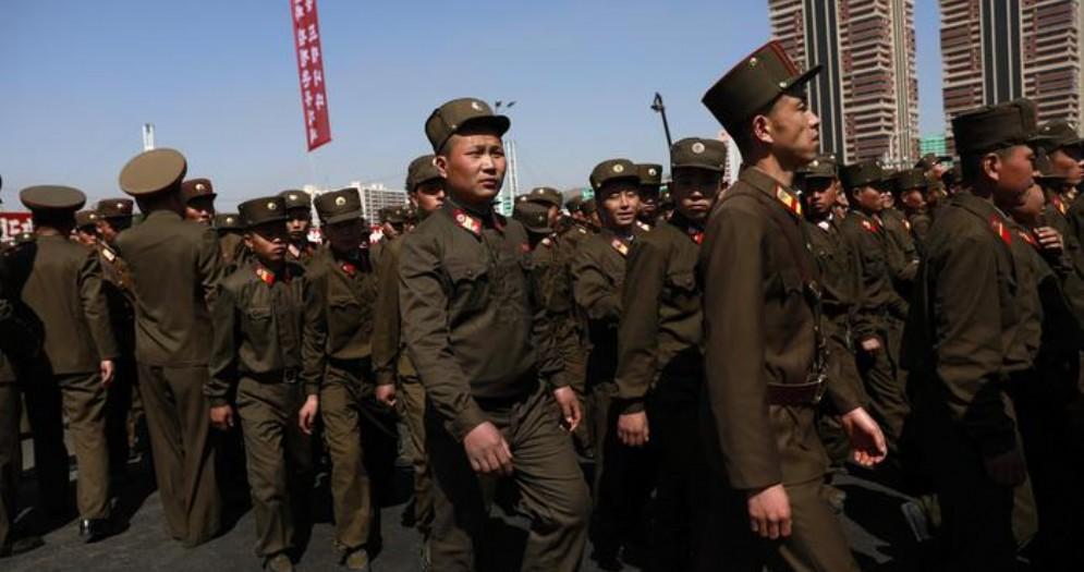Militari nordcoreani