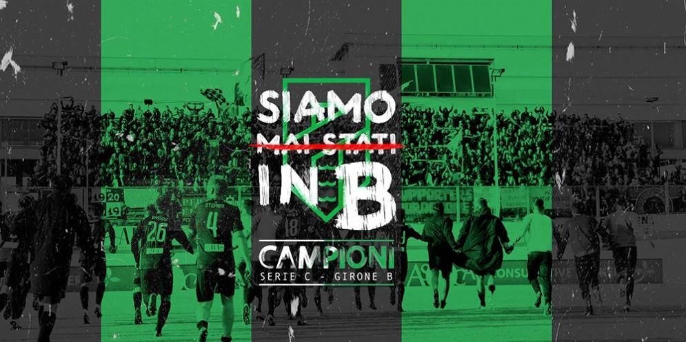 Calcio: storica promozione in serie B per il Pordenone
