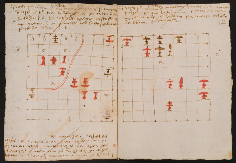 Al via il progetto 'La scacchiera di Leonardo'