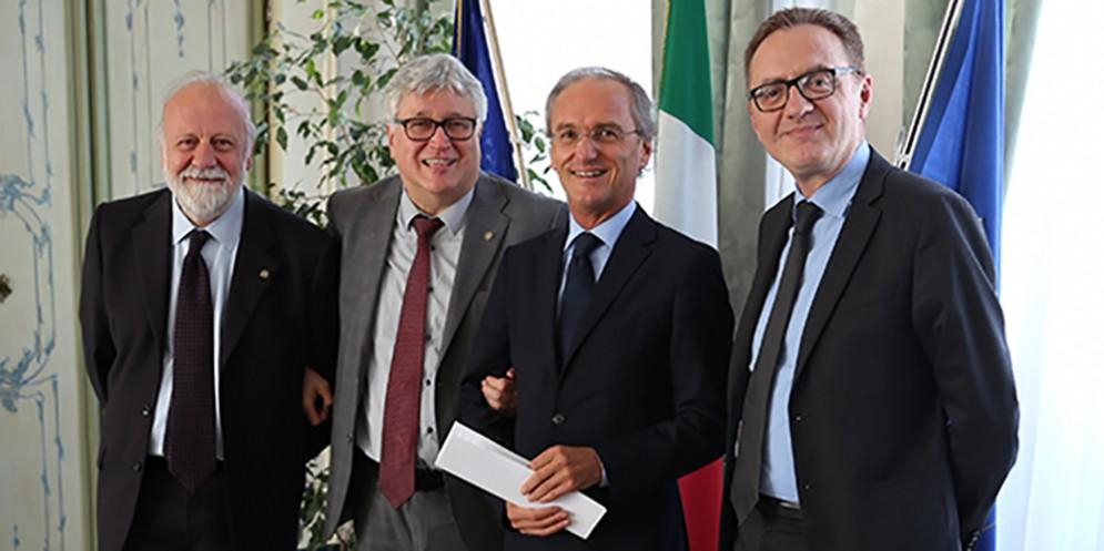 Fondazione Friuli: 800mila euro a sostegno dell'Università di Udine