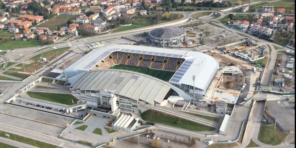 Trovato l'accordo: il Pordenone giocherà nello stadio Friuli