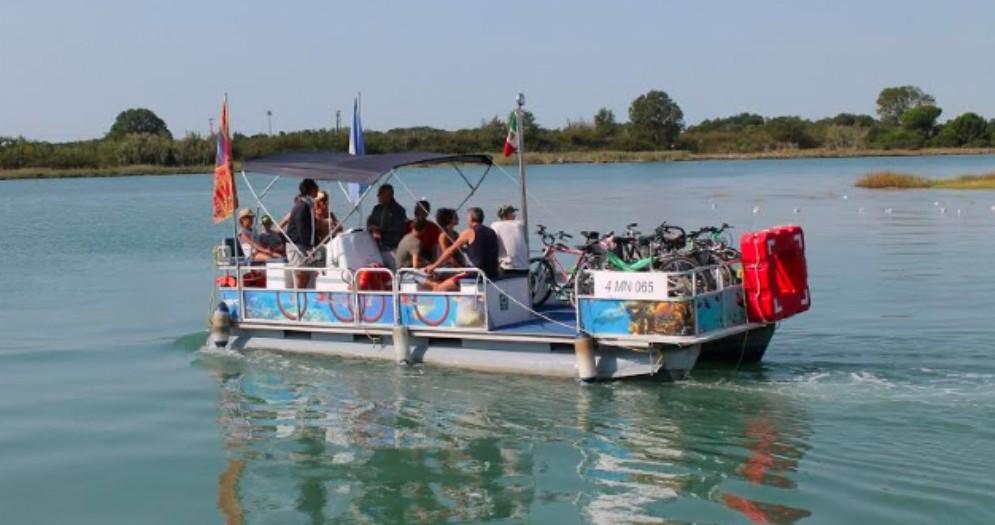 Il 7 maggio riparte X River, il passo barca sul fiume Tagliamento