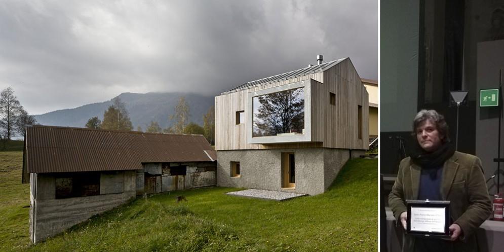 A Ceschia e Mentil Architetti Associati il 6° Premio Marcello D'Olivo