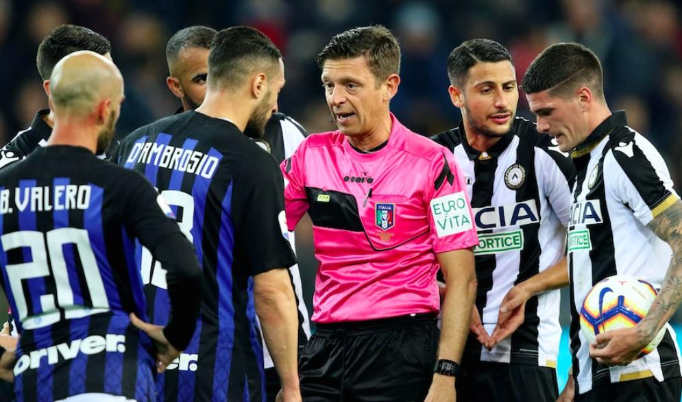 L'Udinese ferma l'Inter: al Friuli finisce 0 a 0