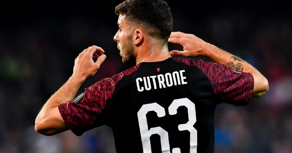 Patrick Cutrone, attaccante del Milan e della nazionale under 21