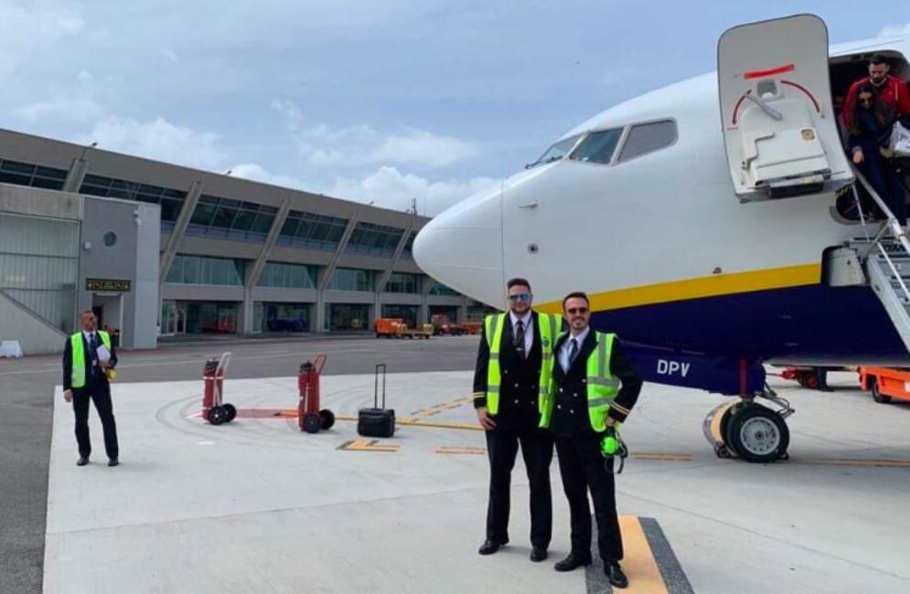 Cinque i 'First Officer Ryanair' dalla scuola di volo Elifriulia