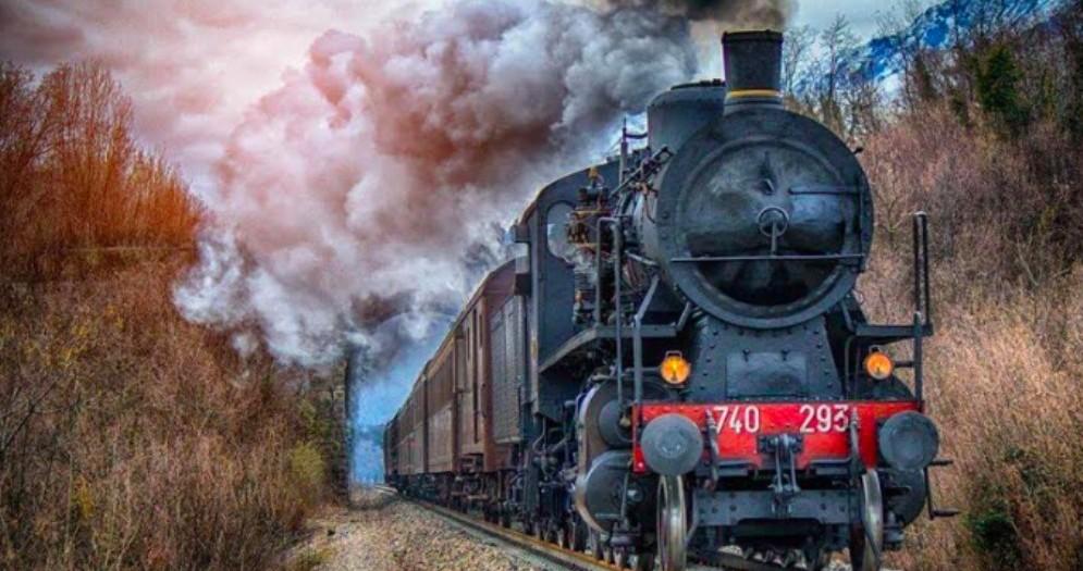 Treno storico, in viaggio tra Trieste, Gorizia, Udine e Pordenone
