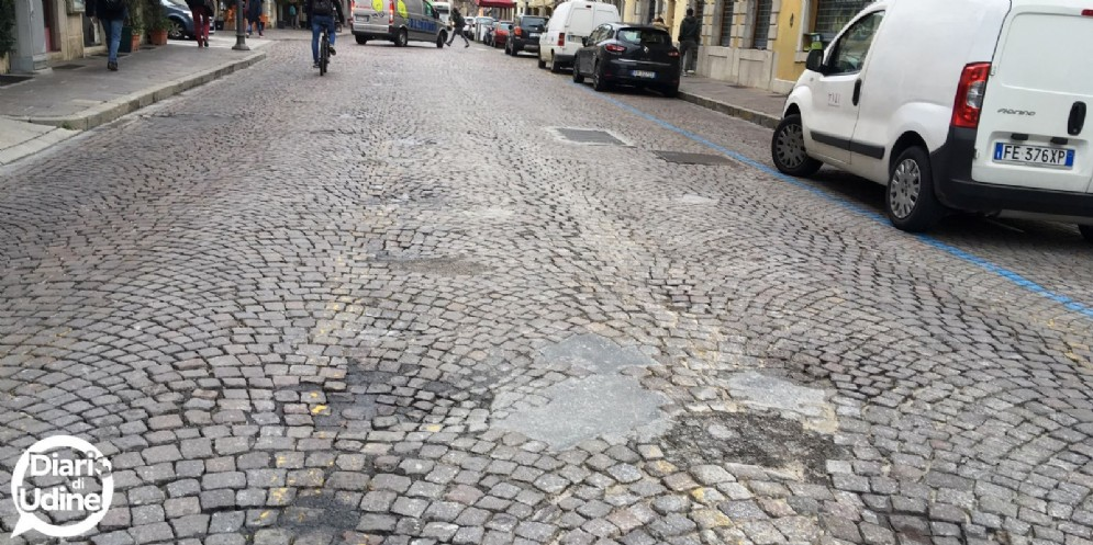 Opere pubbliche: il rifacimento di via Aquileia partirà il 10 giugno