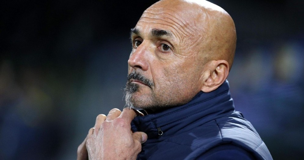 Luciano Spalletti, attualmente allenatore dell'Inter