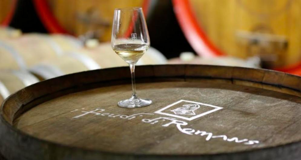 La Ribolla Gialla 'I Feudi di Romans è tra i 100 migliori vini d'Italia