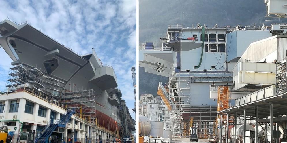 Marina Militare, Serracchiani: «Bellissima notizia varo nave 'Trieste'»