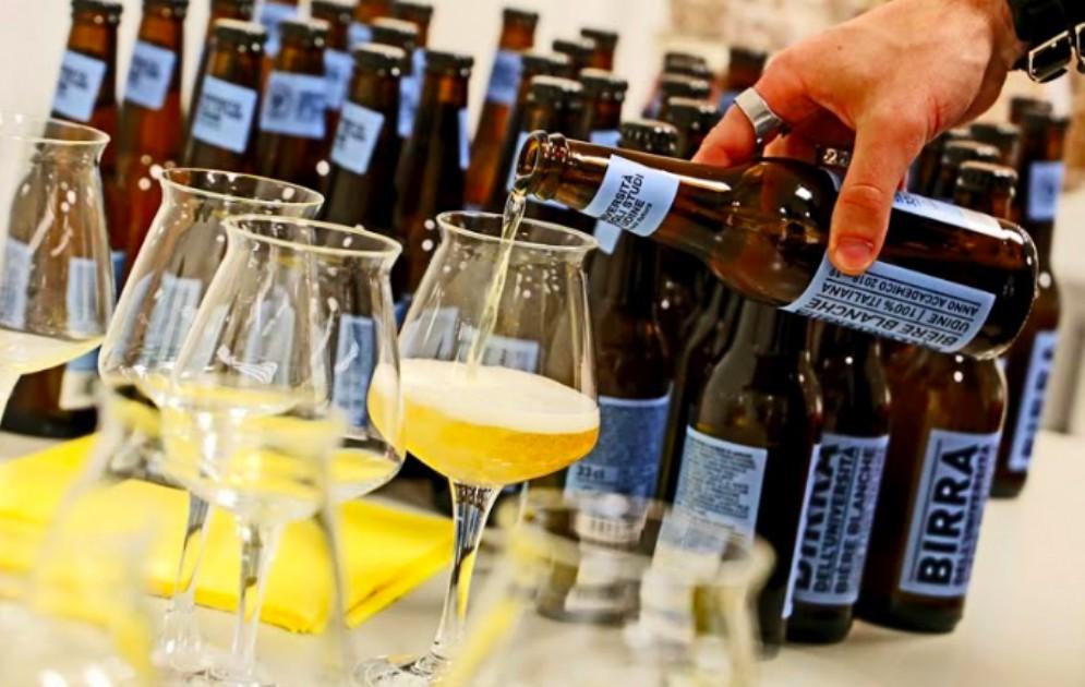 Ecco 'bière blanche', la seconda birra dell'Università di Udine