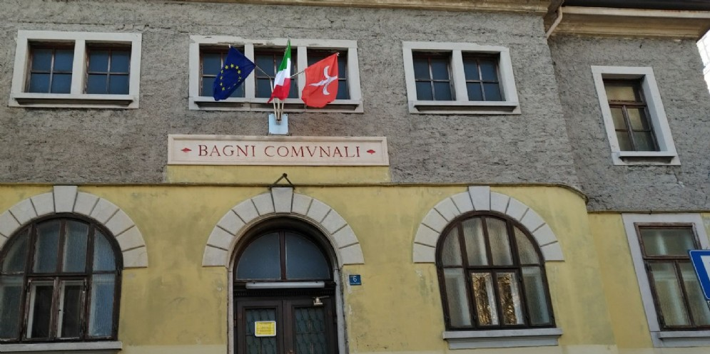 Trieste: nuova vita per lo storico bagno a vapore di via Veronese